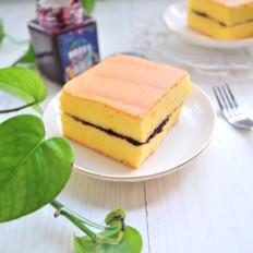 蓝莓果酱蛋糕的做法