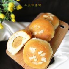 干果果酱面包的做法
