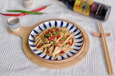 凉拌手撕杏鲍菇怎么做好吃?凉拌手撕杏鲍菇的家常做法