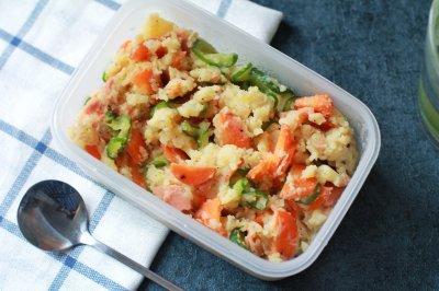 日式土豆泥沙拉怎么做好吃?日式土豆泥沙拉的家常做法