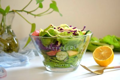 果蔬沙拉怎么做好吃?果蔬沙拉的家常做法