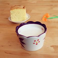 冰爽柚子奶昔的做法