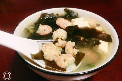 虾仁海带汤怎么做好吃?虾仁海带汤的家常做法