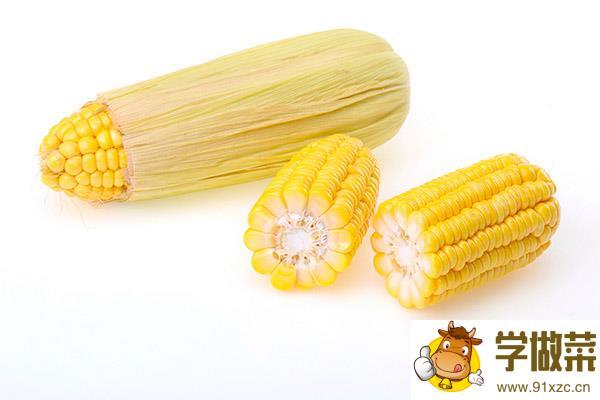 玉米煮多久会熟_煮玉米的诀窍