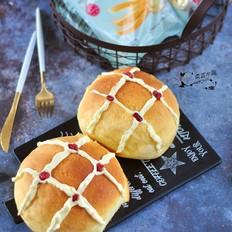 网红奶昔面包的做法