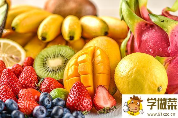 吃水果的好处_水果的功效与作用