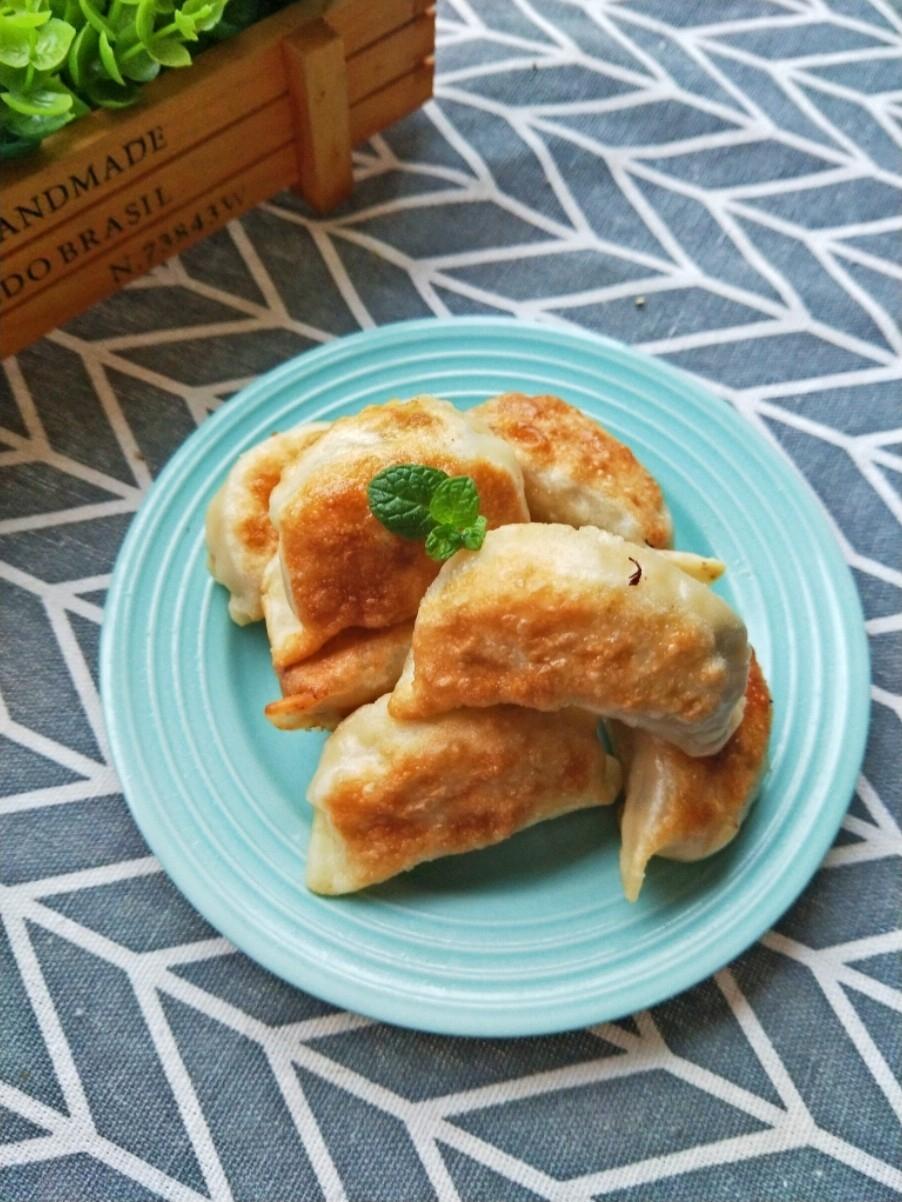素菜煎饺子的做法