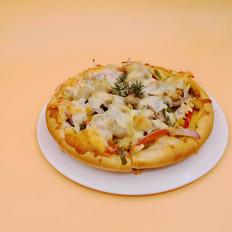 披萨︱素菜披萨的做法
