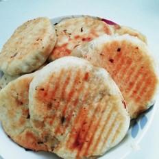 蒲瓜素菜馅饼的做法