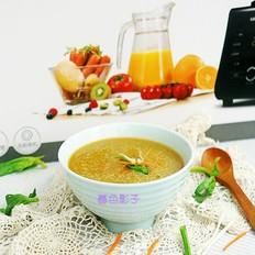 素菜汤的做法