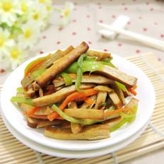 鱼香豆腐丝的做法