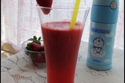西瓜美容汁怎么做好吃?西瓜美容汁的家常做法