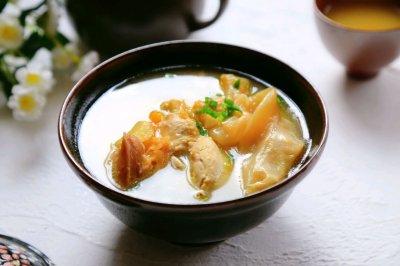 花胶鸡汤怎么做好吃?花胶鸡汤的家常做法