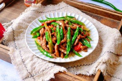 杭椒牛柳怎么做好吃?杭椒牛柳的家常做法