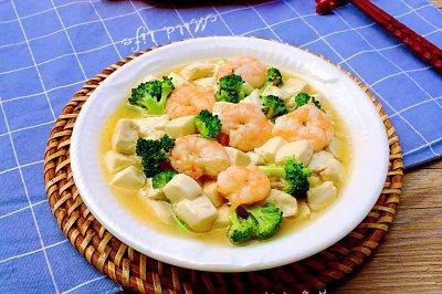 虾仁豆腐怎么做好吃?虾仁豆腐的家常做法