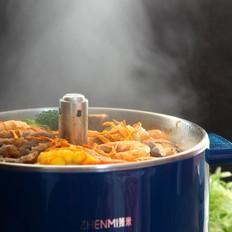 番茄低脂火锅的做法