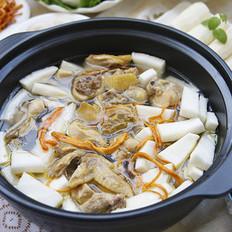 椰子鸡火锅的做法