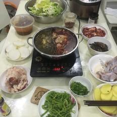 重庆鸳鸯火锅的做法