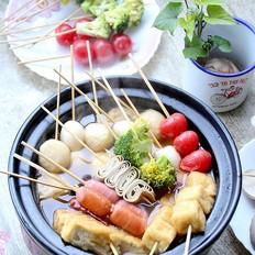 串串香火锅的做法
