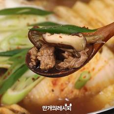 牛肉蘑菇火锅的做法