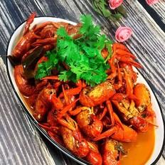 美味小龙虾的做法