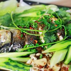 小肥羊火锅烤鱼的做法