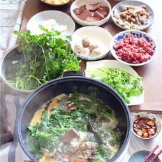 牛杂火锅的做法