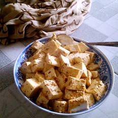 山寨麻婆豆腐的做法