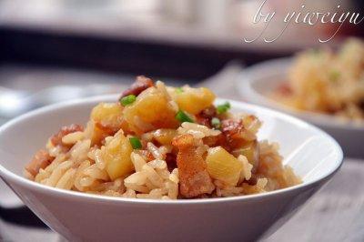 土豆五花肉焖饭怎么做好吃?土豆五花肉焖饭的家常做法