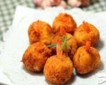 土豆虾肉球怎么做好吃?土豆虾肉球的做法
