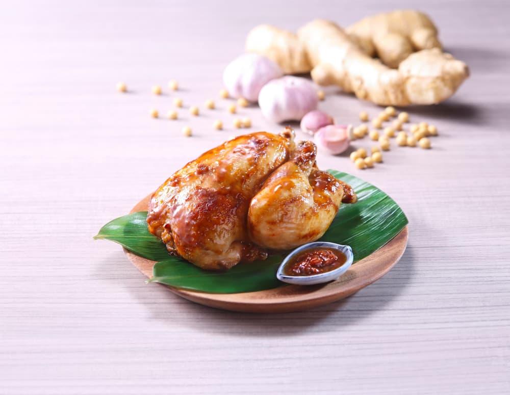 黄豆酱烧鸡怎幺做?黄豆酱烧鸡的做法