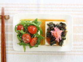 鸳鸯凉拌豆腐的做法
