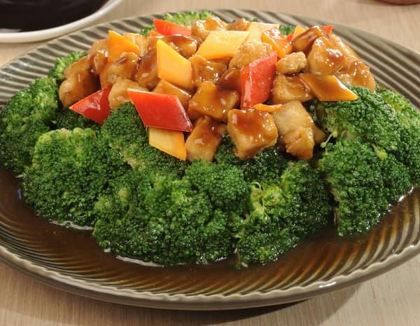 豆腐扒西兰花怎幺做?豆腐扒西兰花的做法