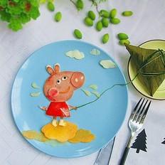 简易早餐——小猪佩奇的家常做法