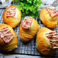 培根早餐包-早餐的家常做法