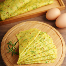 西葫芦早餐饼的家常做法