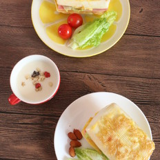 馒头早餐包的家常做法