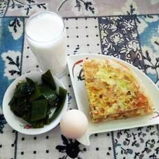 一人早餐的家常做法