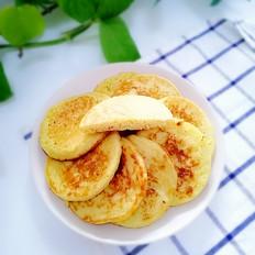 苹果早餐饼的家常做法