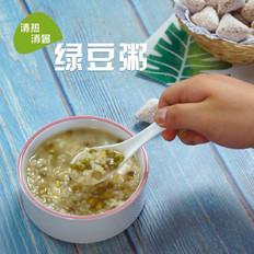 绿豆粥的家常做法