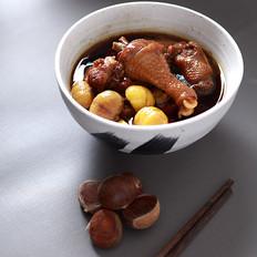 栗子煲鸡的家常做法