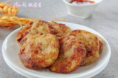 洋葱培根土豆饼怎么做好吃?洋葱培根土豆饼的家常做法
