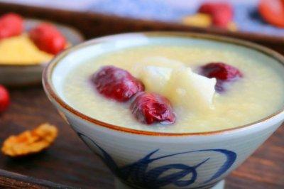 山药红枣小米粥怎么做好吃?山药红枣小米粥的家常做法
