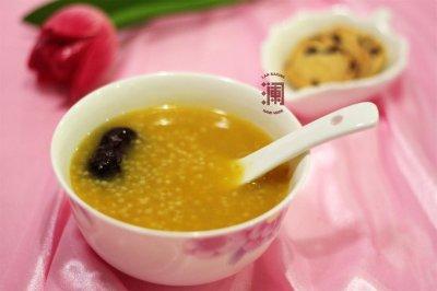 冰糖小米南瓜粥怎么做好吃?冰糖小米南瓜粥的家常做法