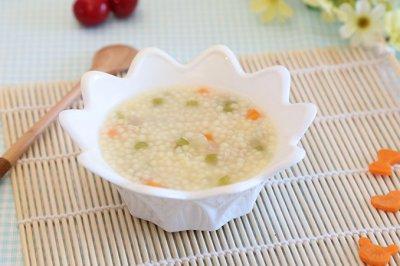 珍珠小米粥怎么做好吃?珍珠小米粥的家常做法视频