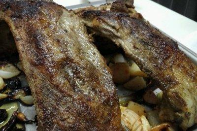 沙梨烤猪排怎么做好吃?沙梨烤猪排的家常做法
