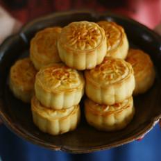 莲蓉蛋黄广式月饼 (超级完整版)的家常做法
