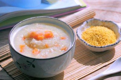 小米燕麦地瓜粥怎么做好吃?小米燕麦地瓜粥的家常做法视频