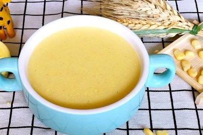 玉米小米糊怎么做好吃?玉米小米糊的家常做法