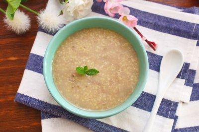 小米猪肝粥怎么做好吃?小米猪肝粥的家常做法